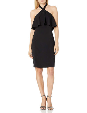 Open image in slideshow, Piazza Mini Dress Black