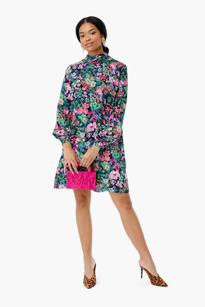 WHiT Nightfall Floral Alice Dress