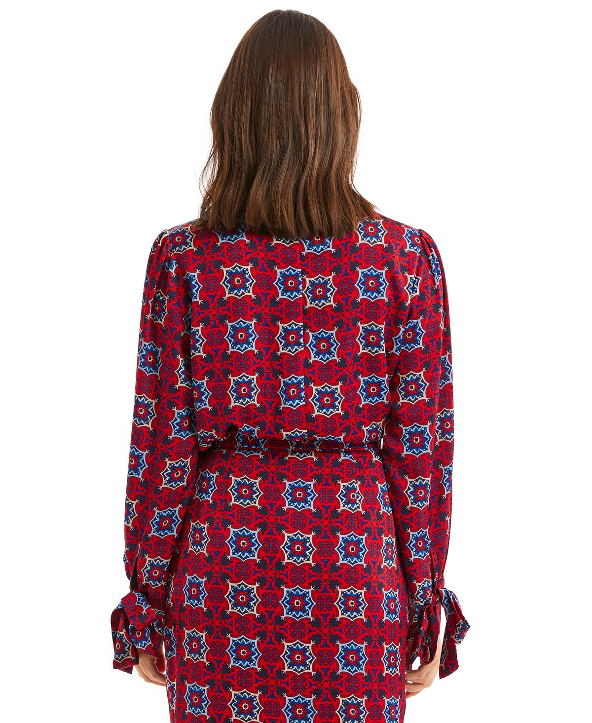 Kaleidoscope Blouse