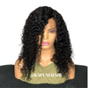 "16"" Deep Curly Closure Wig - Kafuné hair (Growing Upscale Hair LLC)"