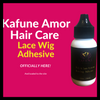 Waterproof Lace Wig Adhesive - Kafuné hair (Growing Upscale Hair LLC)