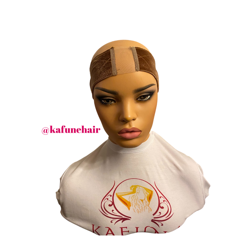Kafune Amor Hair Lace soft Glueless Wig Gripper