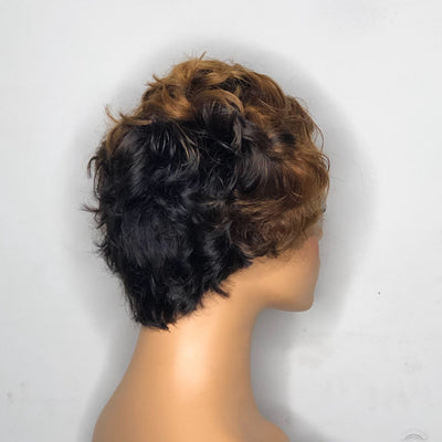 Pixie Lace Front wig (newbie wig) Available for Next Day Shipping - Kafuné hair (Growing Upscale Hair LLC)