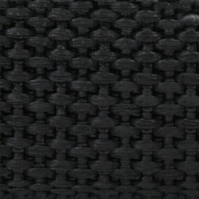 "1.5"" Heavy PP Webbing Black"