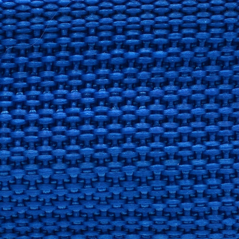 "1 1/2"" Poly Webbing Royal"