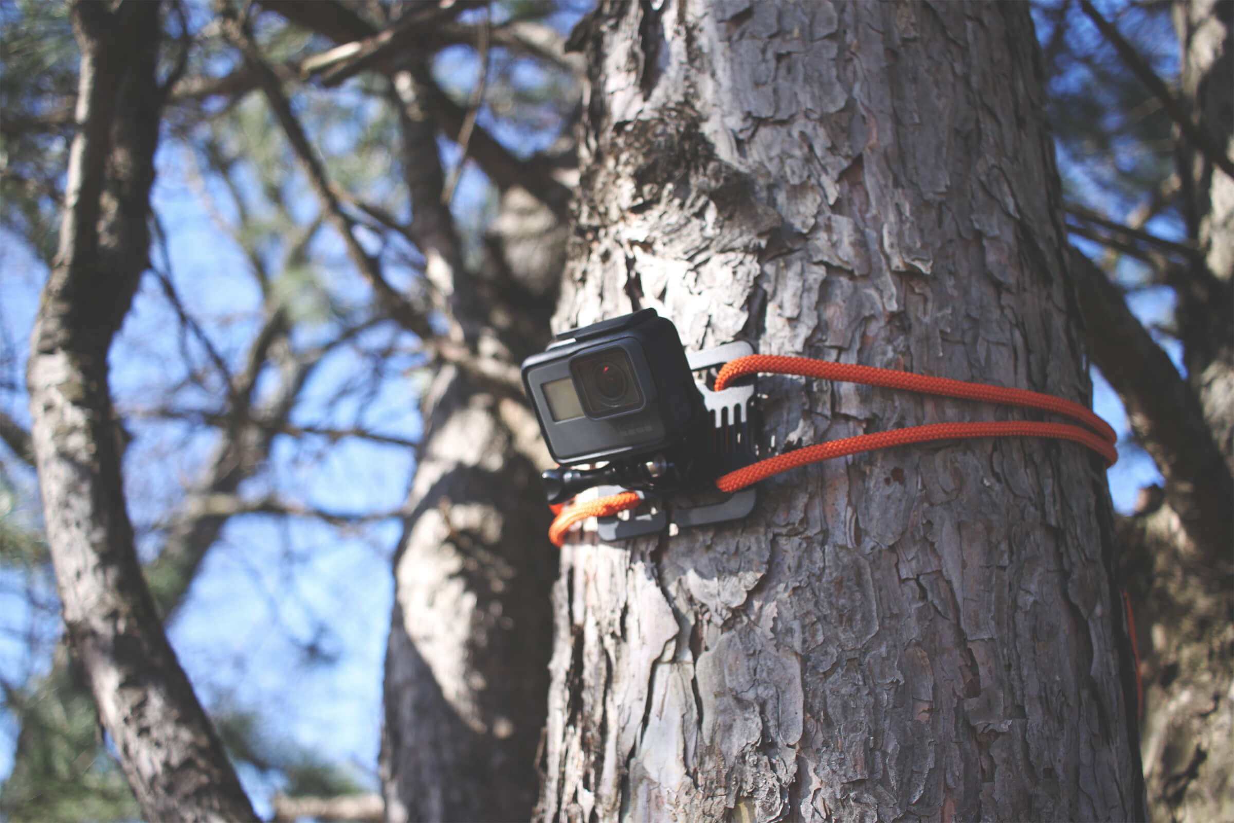 Mochibrand Action Cam Rig - GoPro Rope Mount