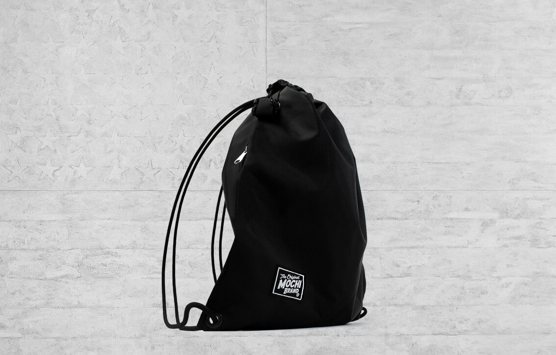 Mochibrand® Drawstring Backpacks are premium, exceptionally functional, and minimal.