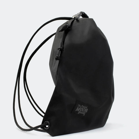 Mochibrand - Orso Black Mochi - Drawstring Backpack