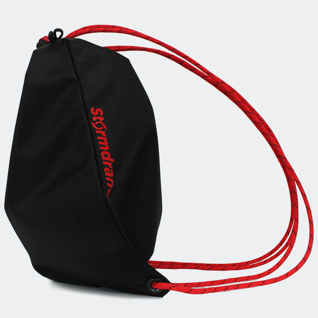 Mochibrand - Venom Red Mochi by Stormdrane - Drawstring Backpack