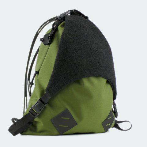 Mochibrand - Safari Green Mochi - Drawstring Backpack