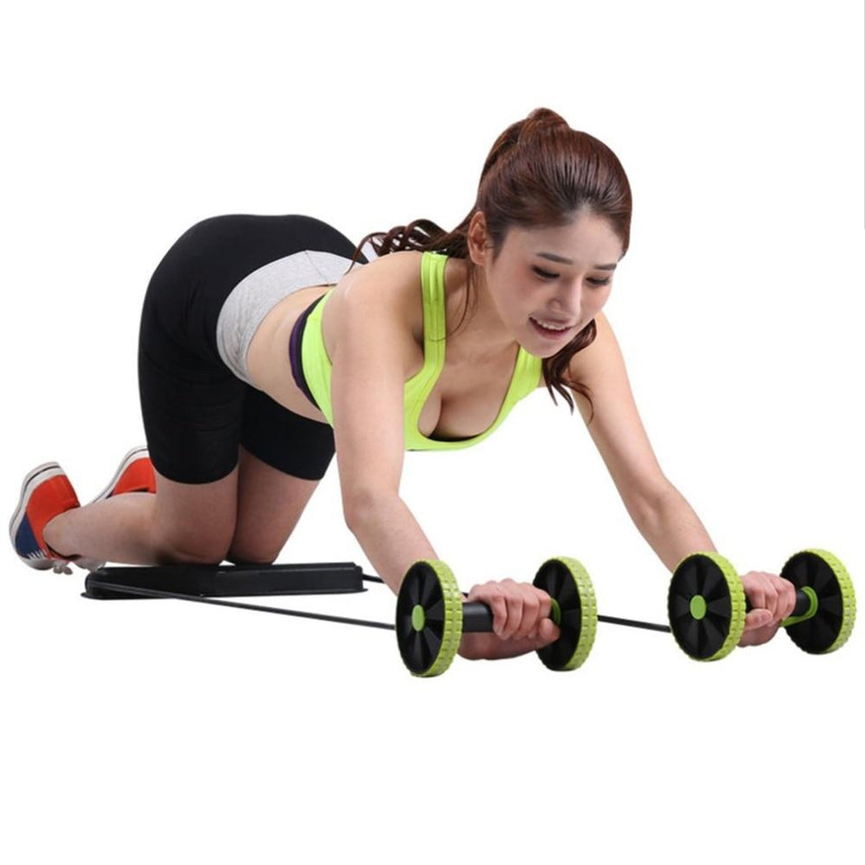 Abs Roller - For Her Fitness