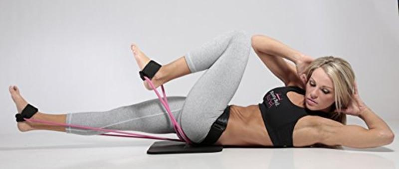 Booty Belt Resistance - For Her Fitness