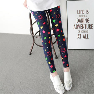 Casual Printed Leggings For Women - For Her Fitness