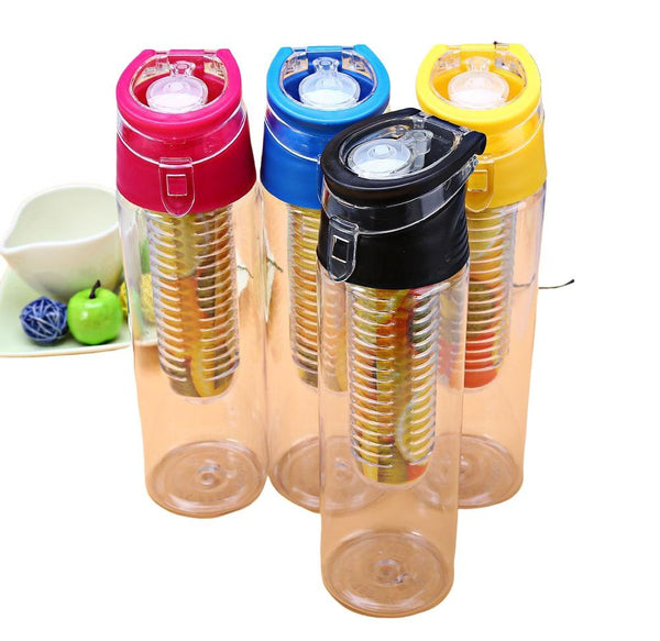 Fruit Infuser Water Bottle - For Her Fitness