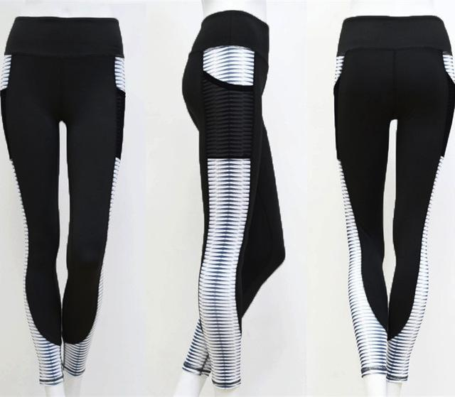 High Waist Leggings - For Her Fitness