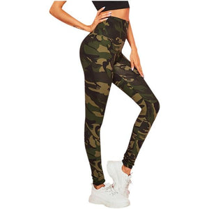 High Waist Running Leggings - For Her Fitness