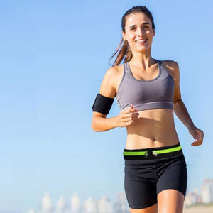 Running Waist Bag - For Her Fitness