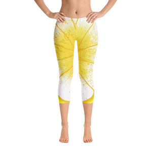 Super soft and comfortable capri leggings. - For Her Fitness