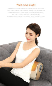 TheraPillow - Shiatsu Massage Pillow - For Her Fitness