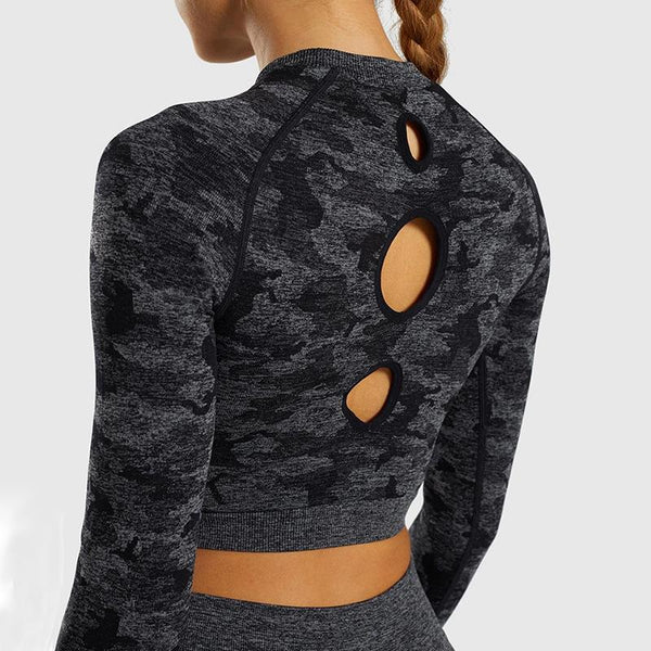 Women Yoga Shirts - For Her Fitness
