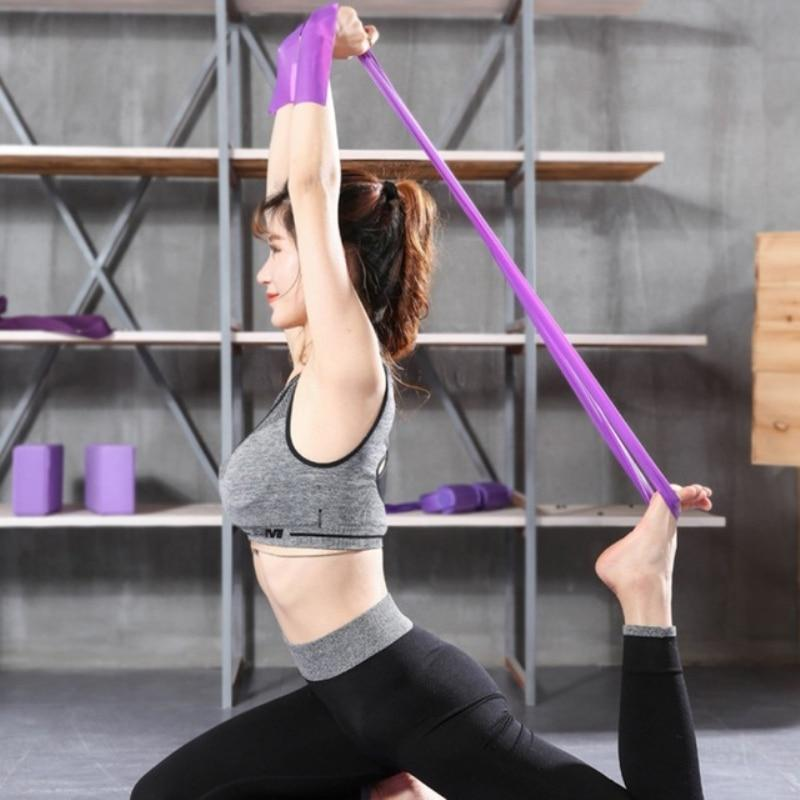 Yoga Stretching Belt - For Her Fitness