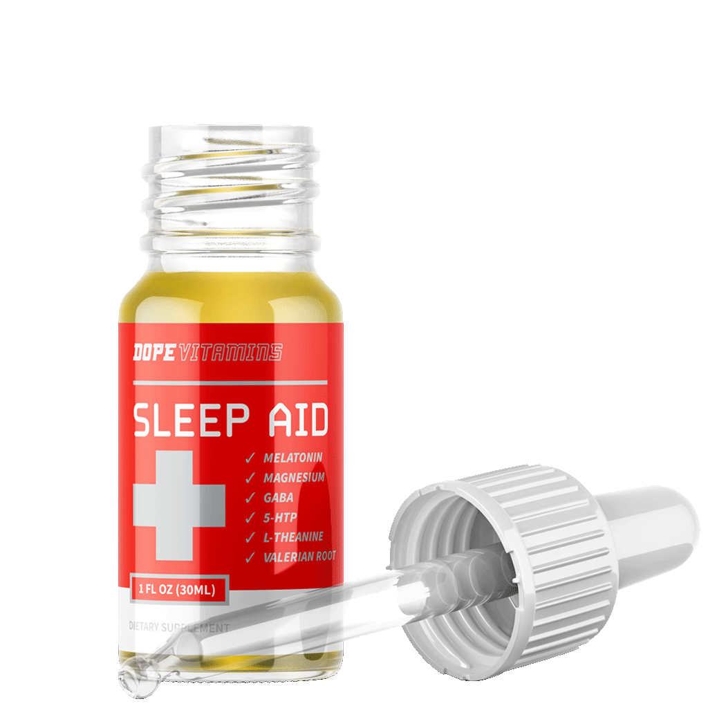 Dope Vitamins Sleep Aid - Herbal Sleep Drops