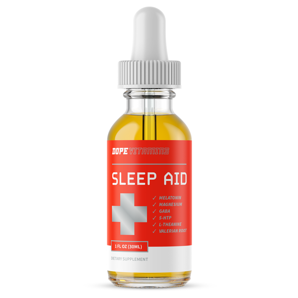 Dope Vitamins Sleep Aid
