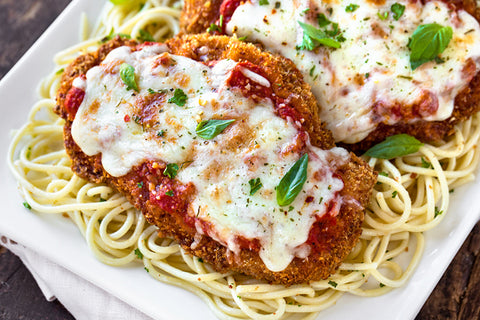 Chicken Parmesan Recipe The Halal Shop Canada