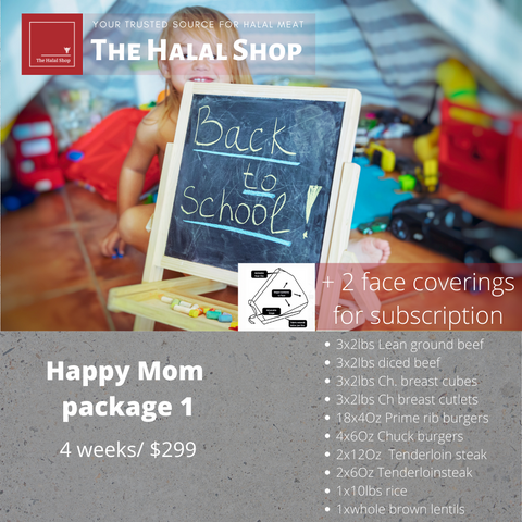 Happy Mom Package 1