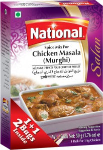 National Masala (Entire range)