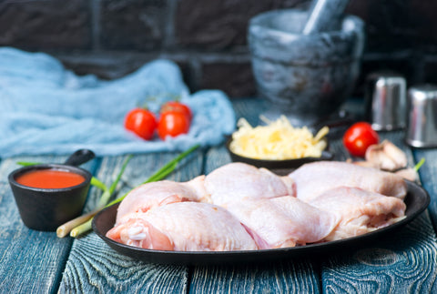 Chicken Leg boneless- Bulk pack ($4.36/lB)