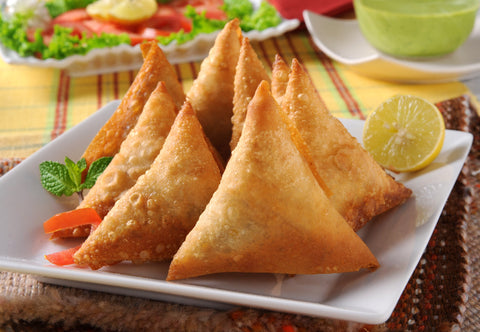 Chicken Samosa - 40pcs
