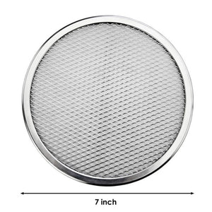 6'' to 11'' Non-Stick Aluminum Mesh Pizza Screen Pasta Baking Tray Net Pizza Holder Bakeware for Kitchen Tools Pizza Acessorios