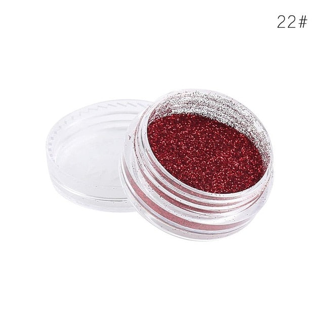 23 Colors Glitter Eyeshadow Palette Lasting Shimmer Eye Shadow Powder Makeup Palette Matte Waterproof Cosmetic Maquiagem TSLM2