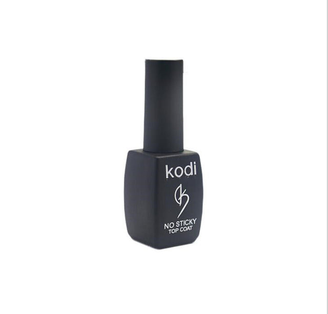 KODI UV Gel Nail Polish LED Lamp Gel Lacquer professional Gel Polish Pure Colors Semi Permanent Gel Varnish Nail Primer Base Top