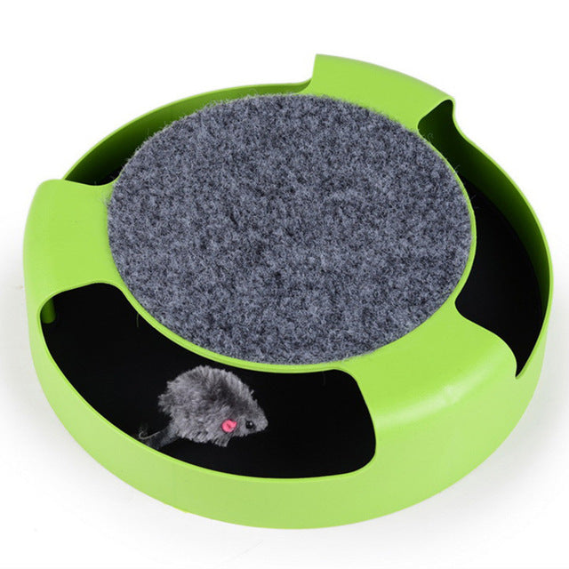 ULTRASOUND Cat Toy