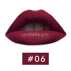20 Colors Penis Head Lipstick Mushroom Lipstick Long Lasting Moisture Cosmetic Rouge Pop Matte Lipstick Lips Makeup rossetto