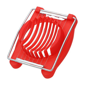 Egg Slicers Manual Food Processors Breakfast Cooking Tools Gadgets Chopper Staainless Steel Fruit Cutter Kitchen Tools