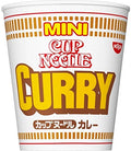 Cup Noodles Curry mini 43g×15