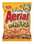 Aerial snack Rich Cheddar cheese flavor 70g × 10