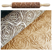 Load image into Gallery viewer, Christmas 3D Embossed Rolling Pin