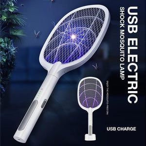 ShockLamp™ USB Electric Shock Mosquito Swatter Lamp