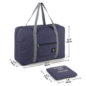 (65%OFF) TRAVEL FOLDABLE DUFFEL BAG