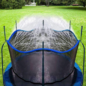Trampoline Sprinkler for Kids