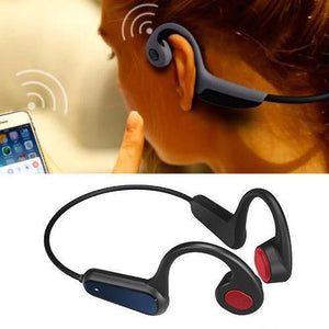 Last Day Promotion 50% Off - Bone Conduction Headphones - Bluetooth Wireless Headset