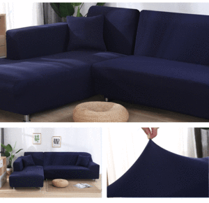 LineSofa Decorative Stretchable Elastic Sofa Covers, Premium All-Season Sofa Slip Covers Pet-Friendly and Stain-Resistant