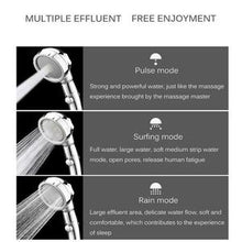 Load image into Gallery viewer, 3 In 1 High Pressure Shower Head
