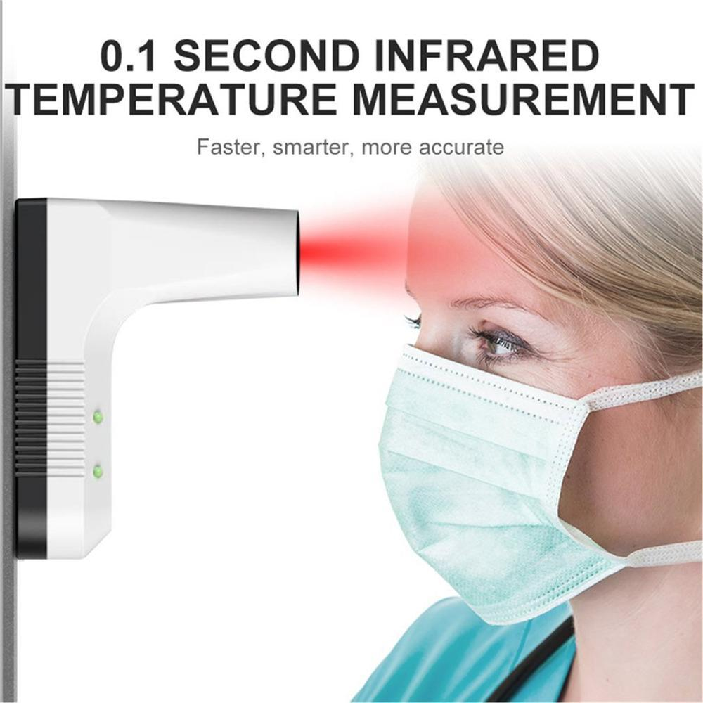 Wall-mounted Infrared Thermometer