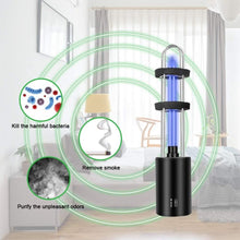Load image into Gallery viewer, RECHARGEABLE UV STERILIZER LIGHT TUBE
