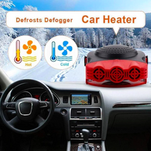 Load image into Gallery viewer, DEFROST N DEFOG CAR HEATER